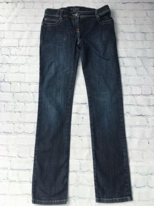 Mini Boden blue jeans with adjustable waistband age 14 (fits age 13-14)